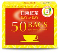 Nitto tea DAY&DAY 50 BAGS 4902831123254image