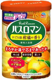 Bath Roman scent of citrus, 600g 4901080579515image