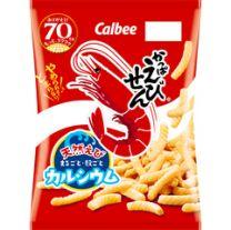 Calbee Kappa Ebisen 4901330106355 seafood snack Shrimp snacks 85 g 4901330106355image