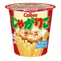 Calbee Jagarico Cheese 4901330574352image
