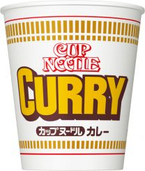 Nissin CUP NOODLE CURRY 49698640image
