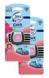 Febreze CAR Easy Crip Downy April Fresh 2P Clip-on freshener 4902430561549image