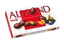 Meiji Almond Chocolate 4902777004532 chocolate confection 88 g 4902777004532image