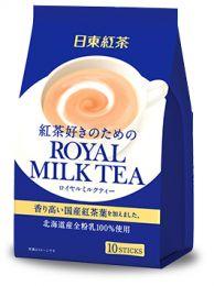 Nitto tea ROYAL MILK TEA 10 STICKS 4902831502417image