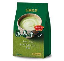Nitto tea Macha Au Lait 10 STICKS 4902831507634image