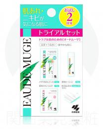 小林製藥 EAUDE MUGE 試用組 2日分 4987072045350image