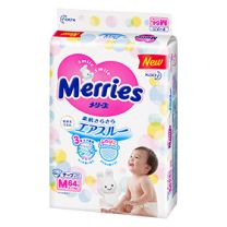 Merries Super Premium Tape M 64pcs 4901301230843image