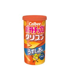 Calbee Potato Chips Lightly Salted