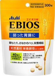 Asahi EBIOS Tablets 300 Tablets