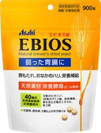 Asahi EBIOS Tablets 900 Tablets