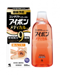 小林製藥 9成分 洗眼液 500ml