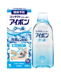 小林製藥 冰涼 洗眼液 500ml