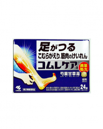 小林製藥 Comurecare 芍藥甘草湯錠 24錠
