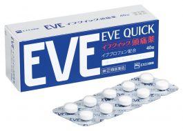 SSP EVE Quick Headache Medicine 40 tablets