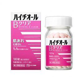 SSP HYTHIOL B CLEAR 180 tablets