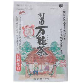 Murataen Oaso Universal Tea (Selected) Tea Pack 12g x 16