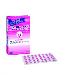 大正製藥 Colac Ⅱ 便祕藥 120錠