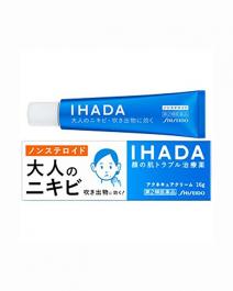 資生堂藥品 IHADA ACNE CURE乳膏 16g