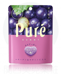 甘樂 Pure 葡萄軟糖 56g