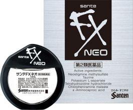 Santen Pharmaceutical Sante Fx Neo 12ml