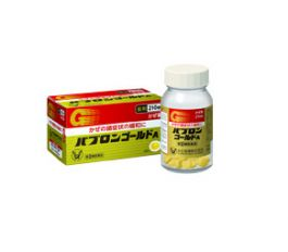 Pabron Pubron Gold A 210 tablets