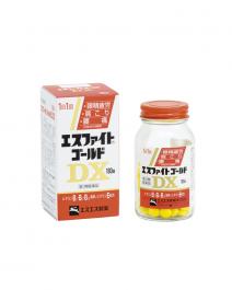 SS製藥 S Fight Gold DX 180錠