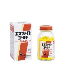 SS製藥 S Fight Gold 240錠