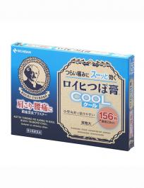 Nichiban ROIHI-TSUBOKO 涼感膏藥貼 156片
