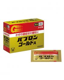 大正製藥 百保能黃金A微粒 28包