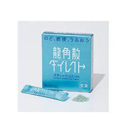 Ryukakusan Direct stick mint flavor 16P