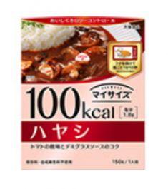 Otsuka Foods My size 100kcal Hayashi 150g